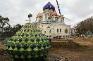 компания Паллада занимается производством фарфоровых куполов