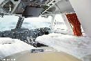 Хостел, размещенный в корпусе самолета Boeing 747 Jumbo