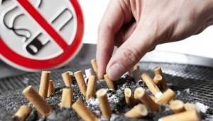 Правительство одобрило закон о запрете курения в общественных местах