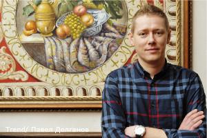 Максим Румянцев, владелец ресторана Gratо