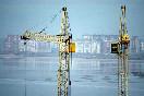 Страховка одного башенного крана обойдется в 6-95 тыс. рублей. (Фото: Trend)