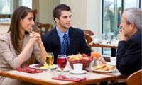 Бизнес- завтрак с ДатаЛайн «Резервная площадка малой кровью»