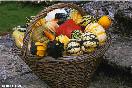 Овощи с огорода замка Вальмер