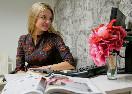 Генеральный директор модельного агенства &quot;SKYmodels&quot; Дарья Шебина<br />                         (Фото: Короткая Марина)<br />