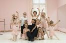 Занятия в детской балетной школе Ильи Кузнецова.</p> <p>                        (Фото: Ваганов Антон)<br />