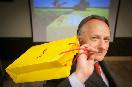 Адриан Марлей, управляющим директором DHL Express в странах СНГ и Юго-Восточной Европы.<br />                         (Фото: Лучинский Евгений)<br />