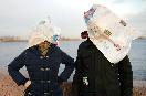 Александр Ким и Александра Скоробогатова, соучредители компании sptnik.com (sp!, sptn!k).<br />                         (Фото: Яндолин Роман)<br />