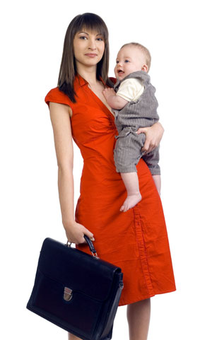 бизнес и ребенок