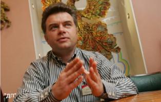 """Виталий Свидовский, генеральный директор ООО """"Теремок - Русские блины"""""""