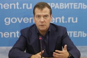 Дмитрий Медведев - фото:  Nikolay Titov / Russian Look