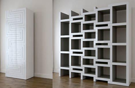 растяжной шкаф