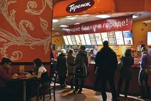Рестораны — более выгодный, чем киоски, формат для развития сети «Теремок»