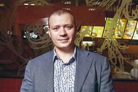 Владелец сети «Теремок» Михаил Гончаров expert_779_032.jpg Фото: Марк Боярский/ Agency.Photographer.ru