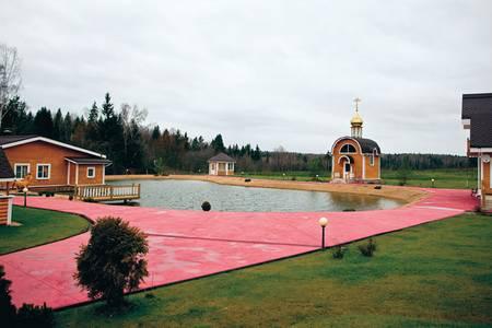 На экоферме Коновалова в первую очередь были построены объекты туристической инфраструктуры expert_787_027-1.jpg Фото: Максим Авдеев