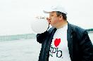 Дмитрий Ильковский, депутат МО &quot;Округ Петровский&quot;, правообладатель товарного знака I love SPB<br />                         (Фото: Яндолин Роман)<br />