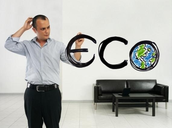 Озеленить малый бизнес