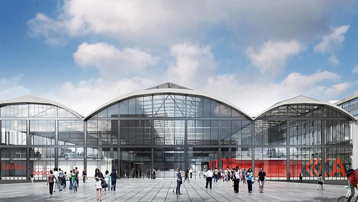 В Париже откроется инкубатор, рассчитанный на... 1000 стартапов