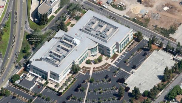 Кампус AOL в Пало-Альто