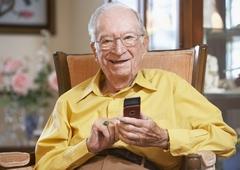 www.pmoney.ru: Бюджетный вариант: телефон для пожилых