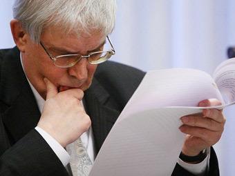 Сергей Игнатьев. Фото пресс-службы президента России