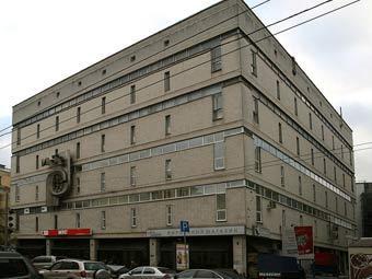 Здание МГТС. Фото пользователя Moreorless с сайта wikipedia.org