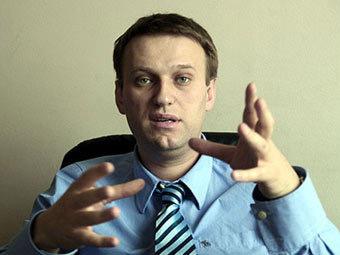 Алексей Навальный. Фото из личного архива
