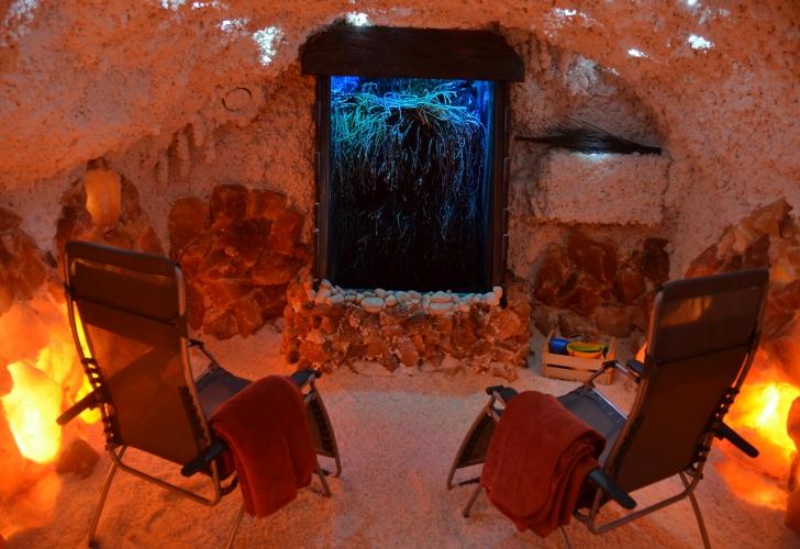 бизнес идея: соляная комната