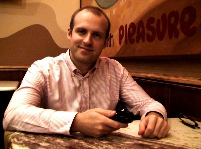 Игорь Даниленко, молодой предприниматель Москвы