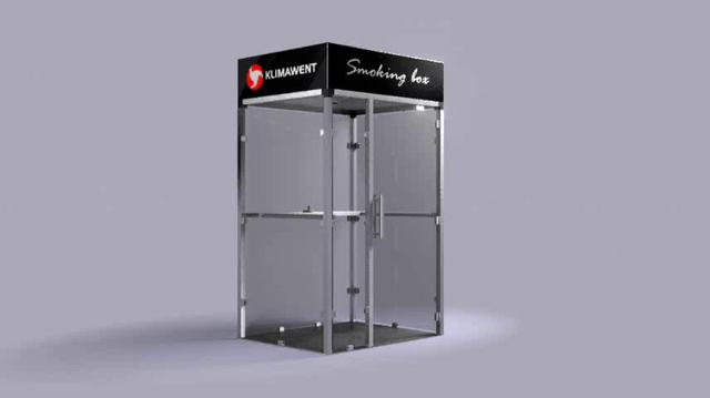 бизнес идея: Организация мест для курения
