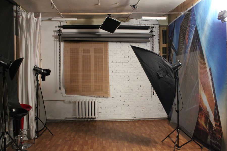 Небольшая фото-студия в сердце старой москвы