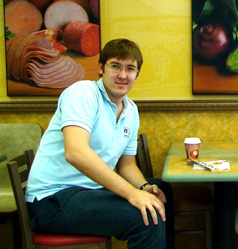 Евгений Руденко - заработал свой первый капитал еще студентом на торговле ювелирными изделиями