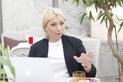 Виктория Тигипко, директор инвестфонда TA Venture и организатор конференции Investor's Day.