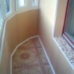 Uteplenie balkonov i dverej
