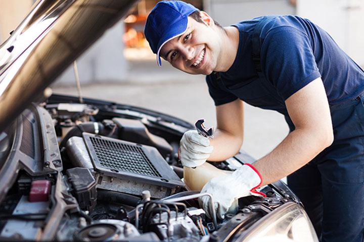 открыть автомобилей как ремонт